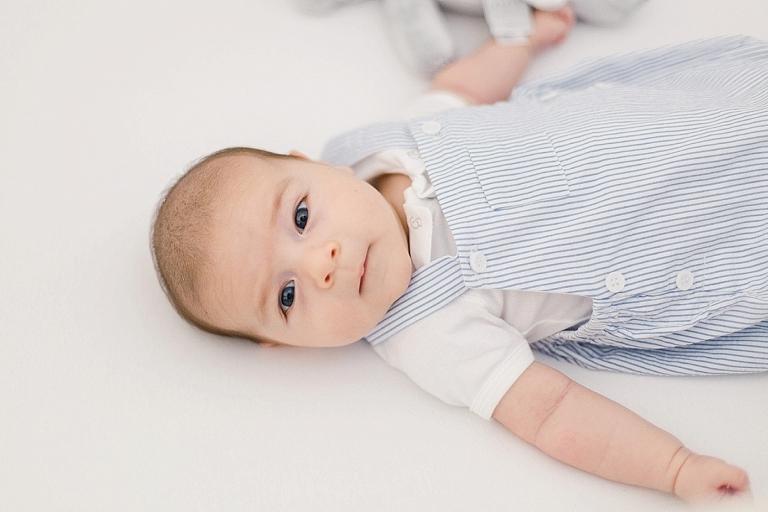 Déroulement d'une séance bébé à domicile